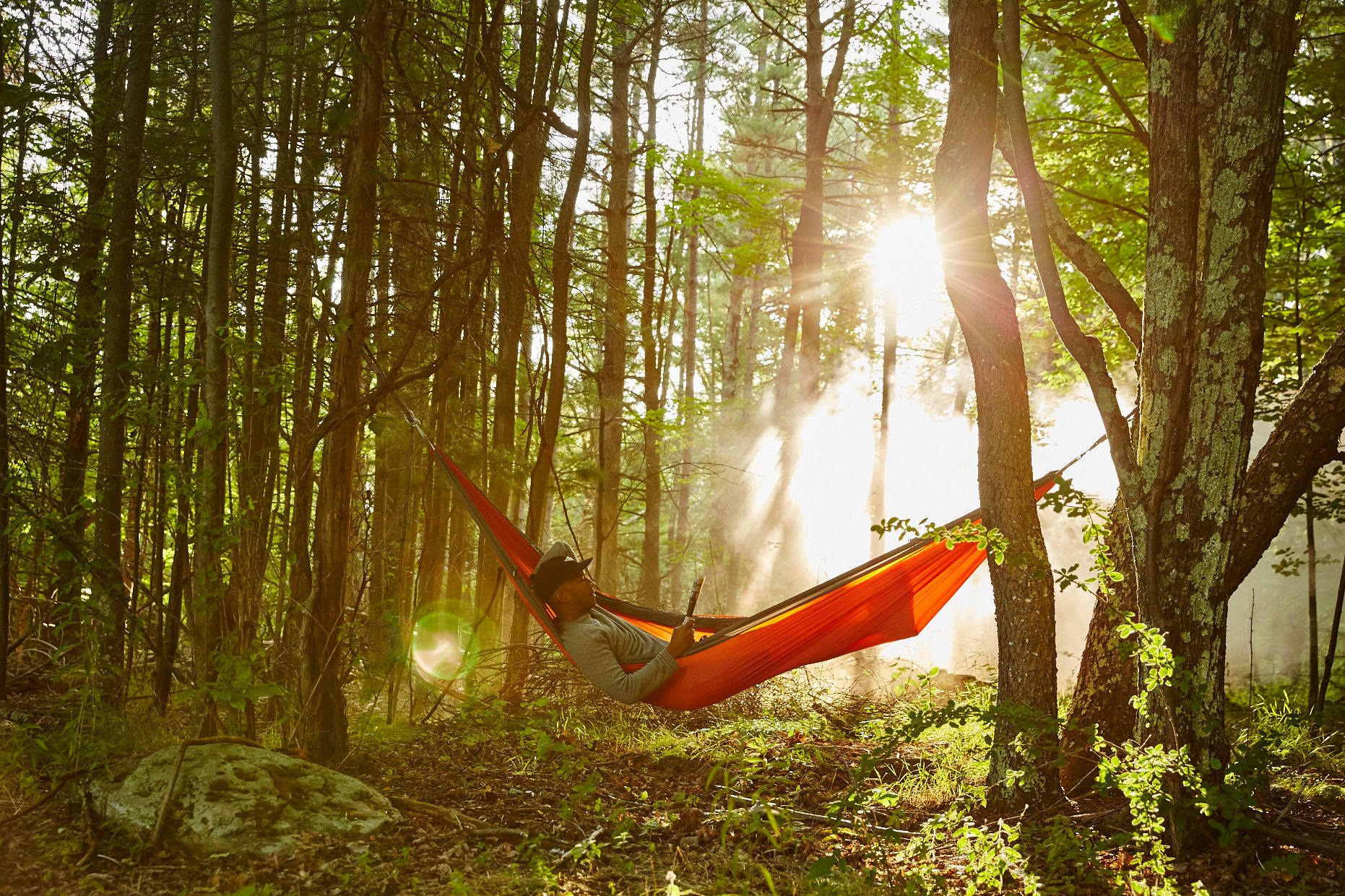 Best Books To Read While Camping