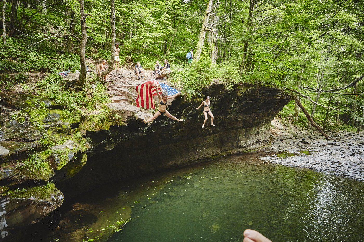 Best weekend getaways near NYC, accessible by public transportation