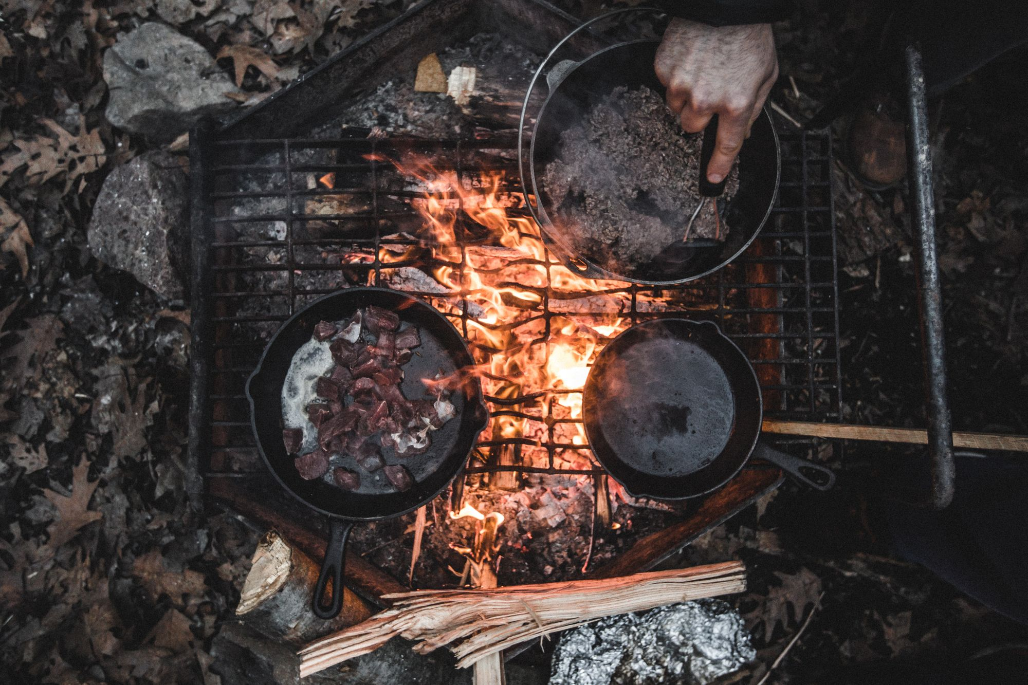 5 Camping Food Hacks To Make Easy Meals