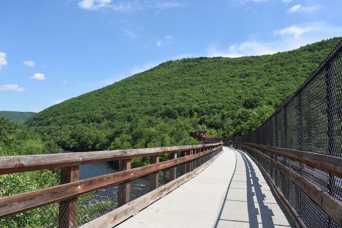 Lehigh Gorge, The Poconos, PA - Tentrr