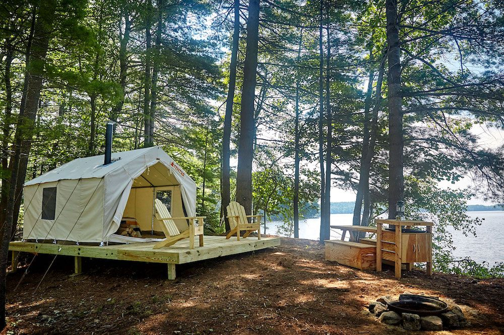 Enjoy Maine State Parks Camping at These Cozy Campgrounds