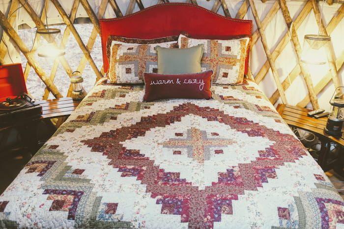Bennington, New Hampshire Tent Cabin Camping - Tentrr