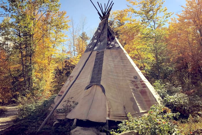 Tent Cabin Camping in New Hampshire - Your Next Outdoor ...