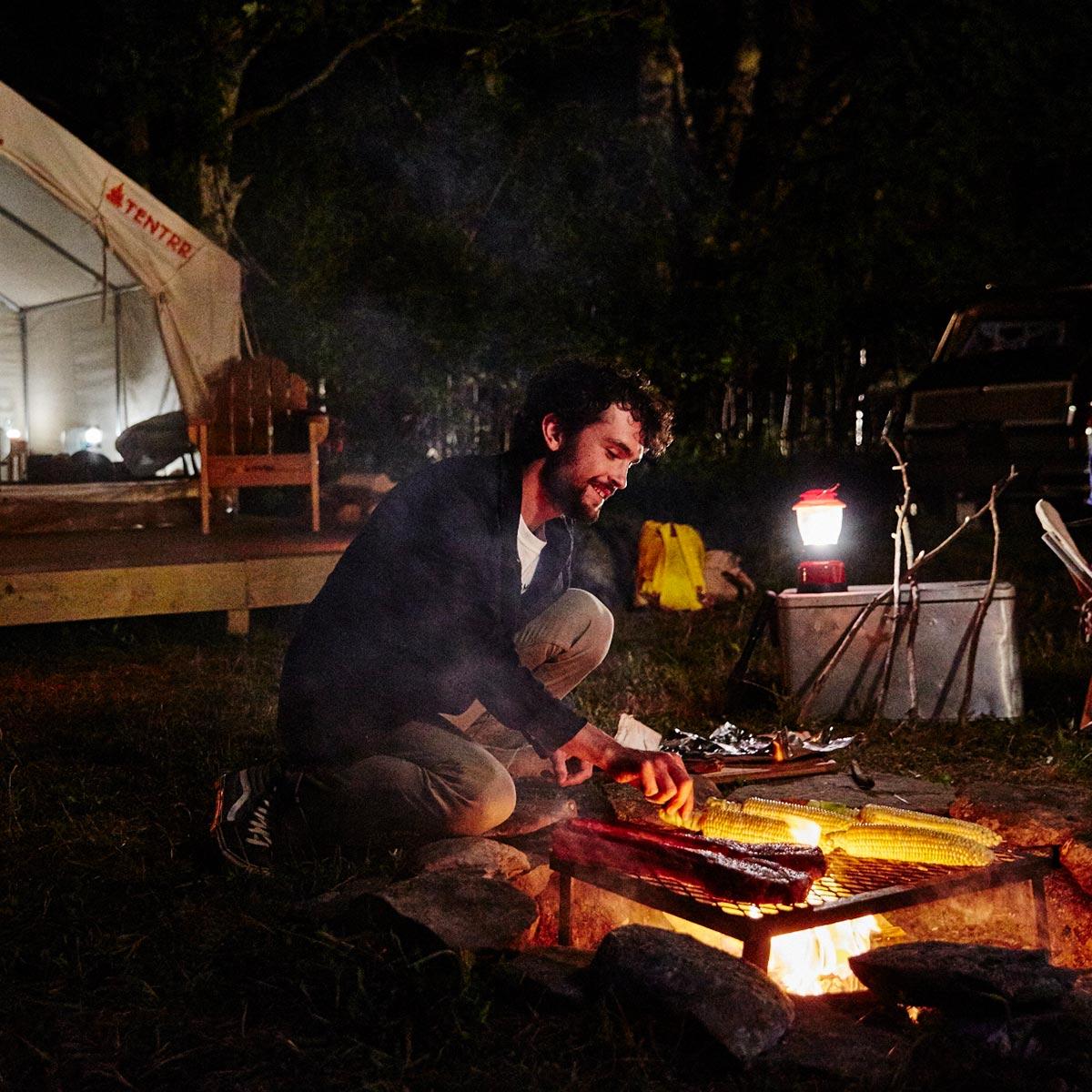 Unique Outdoor Experiences with Tentrr
