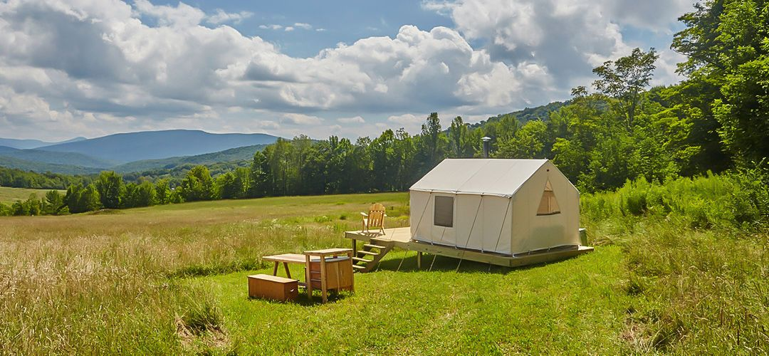 Camping Tent Rentals by Tentrr