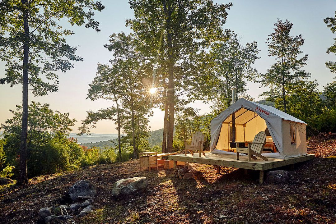 How Camping Tent Rentals Help Get More People Outside