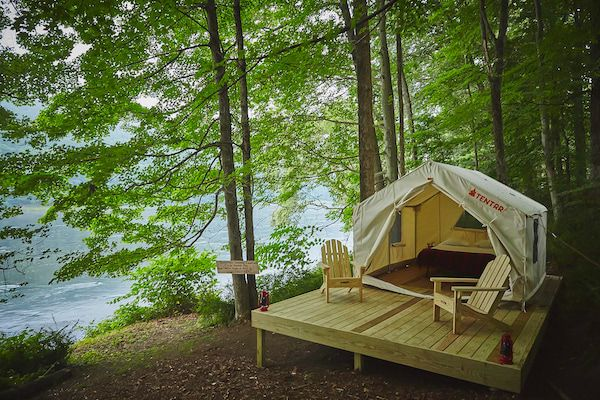 Camping Tent Rentals from Tentrr