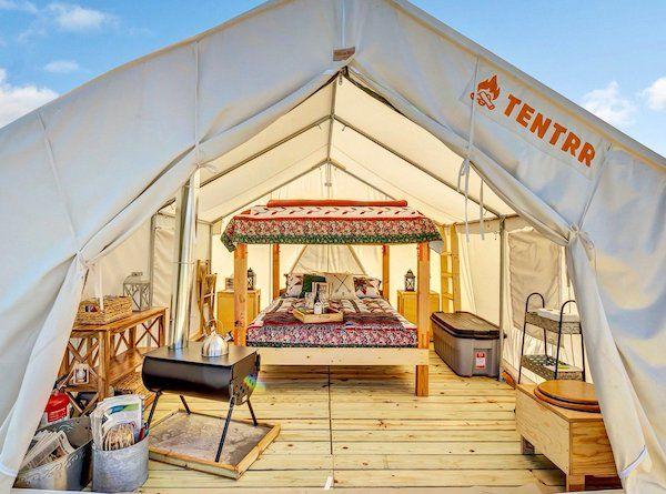 Camping Tent Rentals - Tentrr