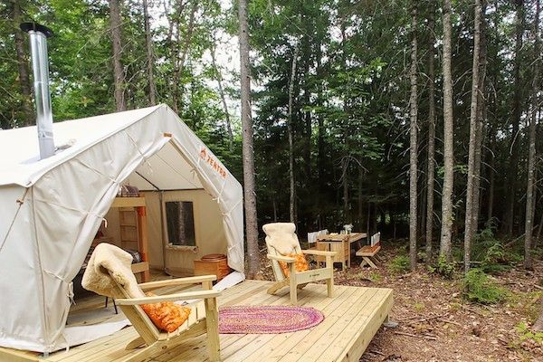 Camping Tent Rentals in State Parks - Tentrr