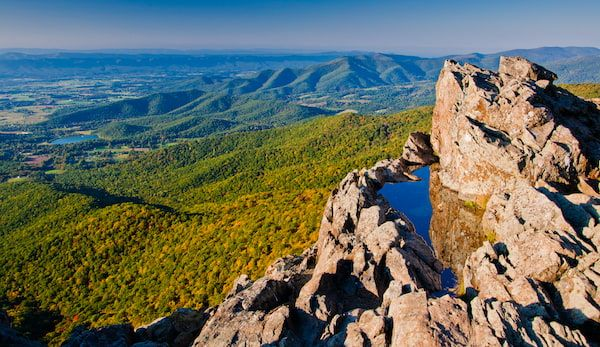 Shenandoah National Park Glamping in Virginia