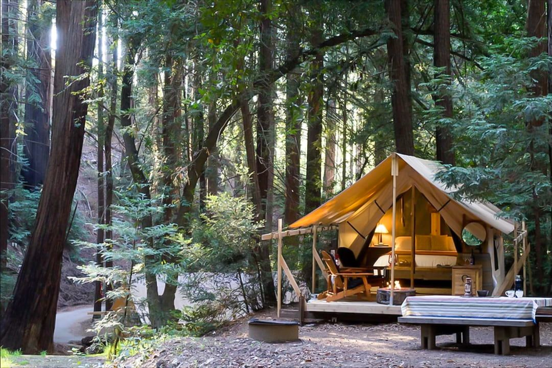 4 Perfect Spots To Go Glamping in Oregon & Avoid That Rainy Pacific Northwest Weather