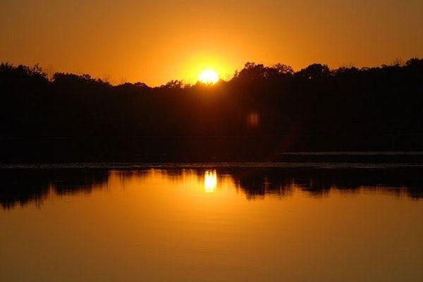 Lake Huron Michigan State Park Camping