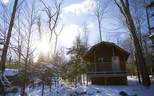 Glamping Options near the Adirondacks