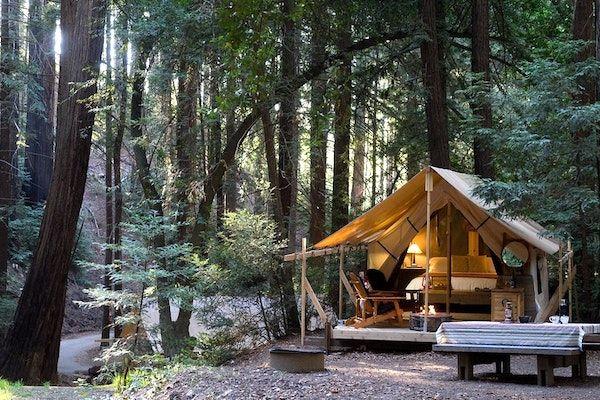 Glamping in Oregon - Tentrr