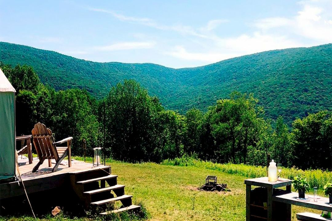 Our Favorite Camping & Glamping Destinations In New York