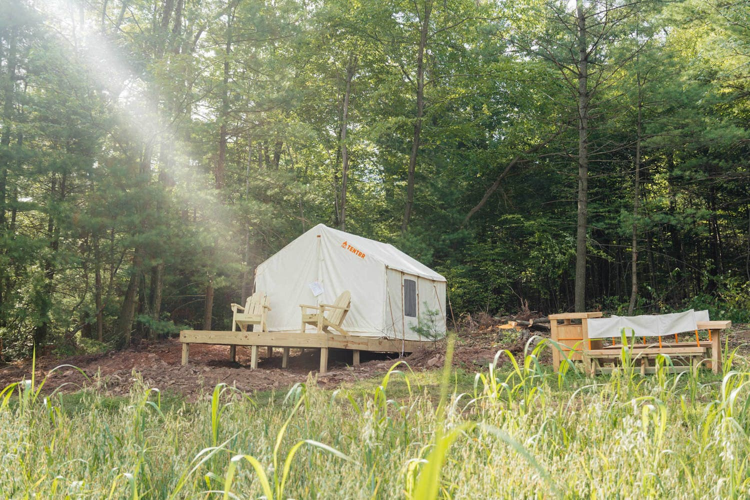 The Best of Glamping and Camping in Pennsylvania