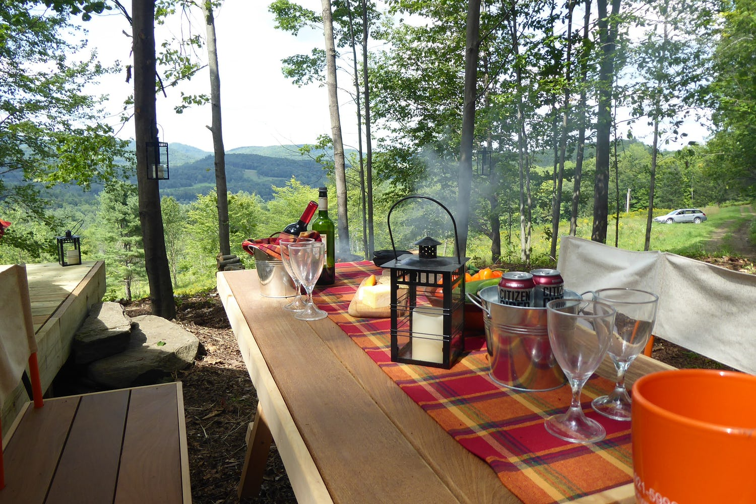 The Best of The Best: Glamping around New England
