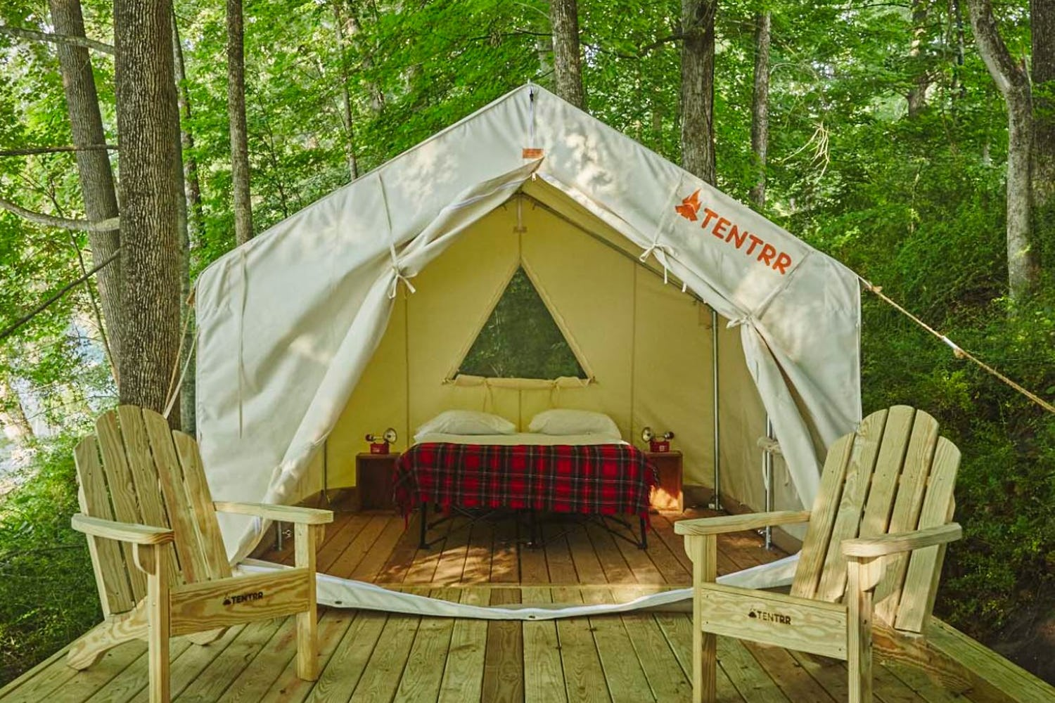 Tentrr's Latest Launch—Glamping Arrives at 8 Louisiana State Parks