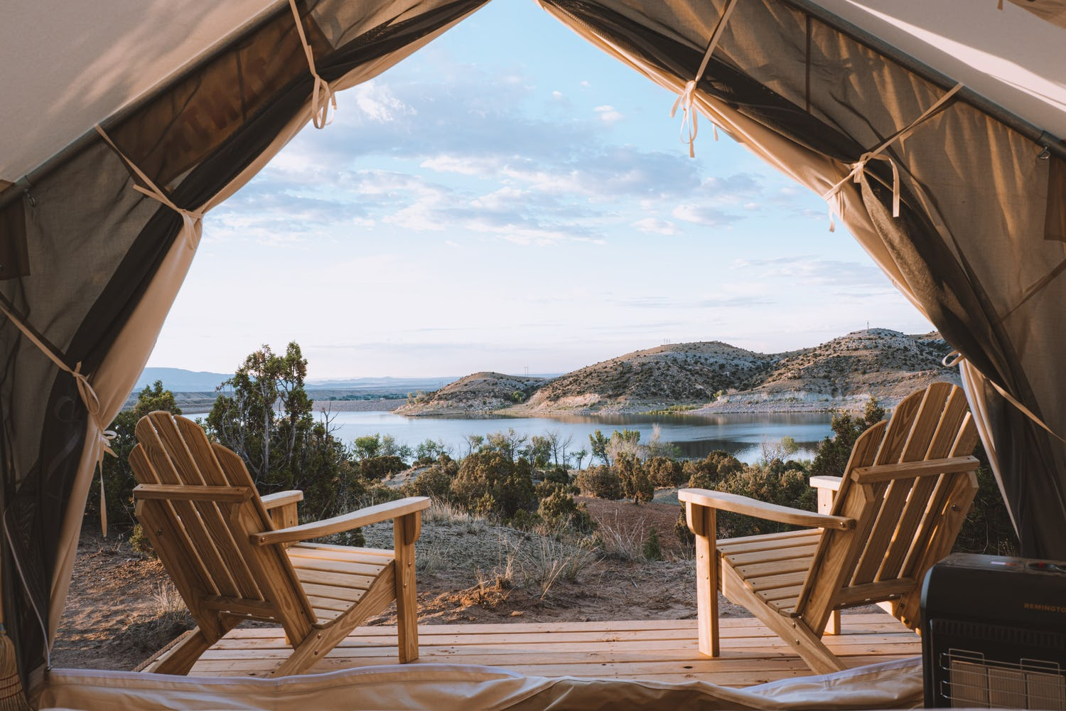 The Best Lakeside Glamping Spots to Visit This Summer