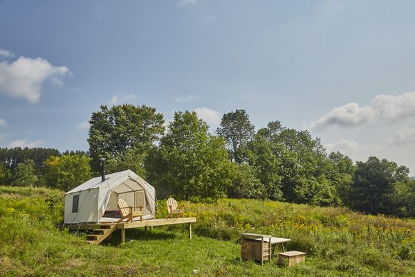 Introducing...Our New Campsites!