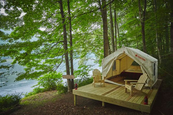 Most Instagrammable Campsites