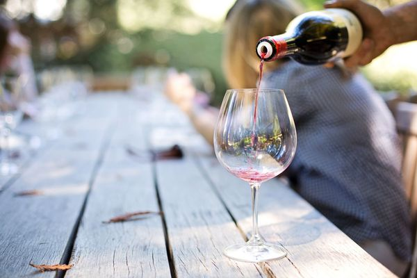 Wineries Near Our Campsites: National Wine Day