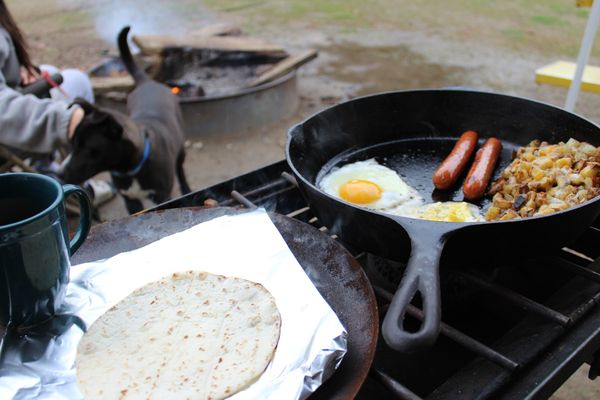 3 Quick and Easy Camping Breakfast Recipes