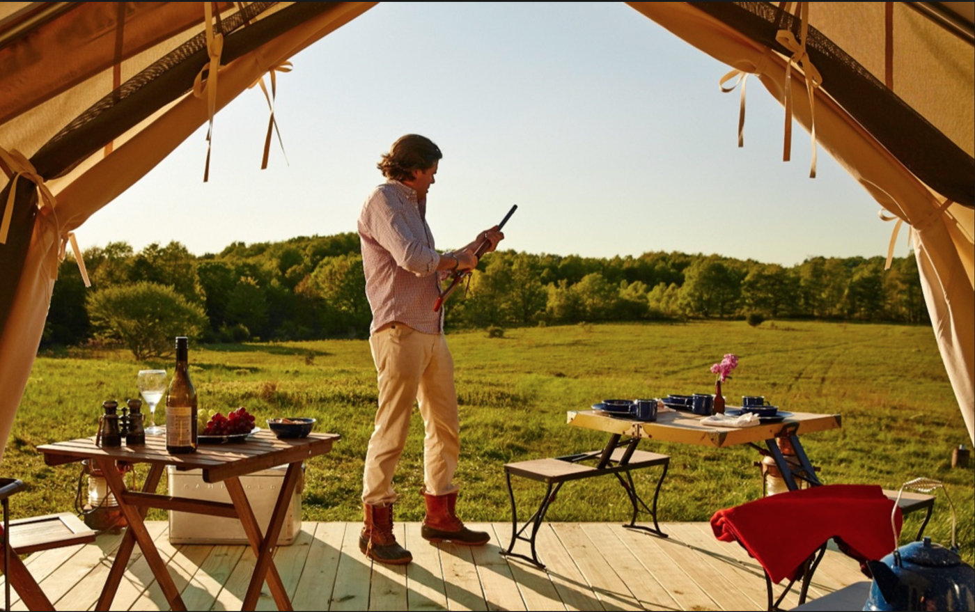 5 Campsites That Represent Different Dads